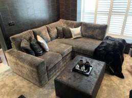 Suede Living room furniture Luton